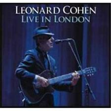 LEONARD COHEN LIVE IN LONDON 2 CD NEW