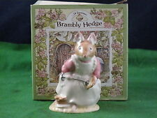 Royal Doulton Brambly Hedge Clover Figurine DBH16 With Free Box RD3433