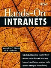 Hands-On Intranets (Sun Microsystems Press)