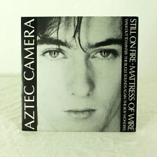 "Aztec Camera - Still On Fire - Music 12"" Vinyl Single"