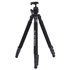 Weifeng WF - 6662A Ball Head Camera Tripod with Bag for Canon Nikon DSLR SLR