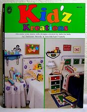 """""""Kid'z Kreations"""" Decorative Painting Project Book for Girl/Boy Room or Accents"""