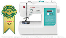 Singer 7258 Stylist Award-Winning Factory Serviced Electronic Sewing Machine