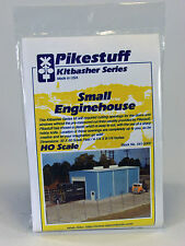 Pikestuff HO Scale Small Enginehouse  - NOS Sealed Plastic Kit