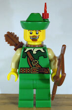Lego Minifigure - Forestman (Minifig Series 1 2010)