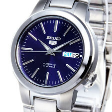 Seiko 5 Men's SNKA05K1 Stainless Steel Automatic 21 Jewels Day Date Watch