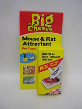 New Stv The Big Cheese Mouse And Rat Attractant For Traps Tube 26g STV163
