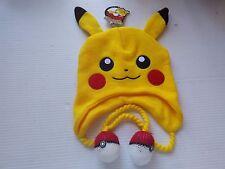 LOOT CRATE Bioworld Headwear POKEMON Pikachu Laplander Hat Beanie  NWT