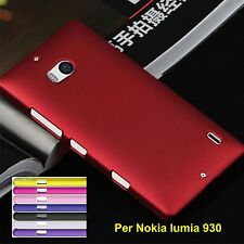 COVER Custodia CASE RIGIDA plastica FASHION PER Nokia Lumia 930 PROTETTIVA