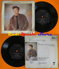 LP 45 7''RICK ASTLEY She wants to dance with me 1988 england RCA 42189 cd mc dvd