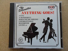 Silhouettes - Anything Goes (CD 1993)  Songs for Ballroom dancing