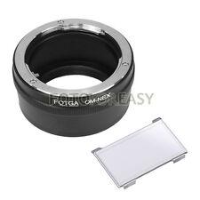 FOTGA Olympus OM Lens To Sony NEX-5 5C 5N NEX6 NEX7 A5000 A6000 E Mount Adapter