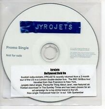 (820Y) Jyrojets, Hollywood Hold On - DJ CD