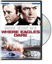 Where Eagles Dare (2010, REGION 1 DVD New) WS