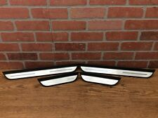 4DOOR SILLS SCUFF STEP PLATES PANEL 07 Cadillac STS