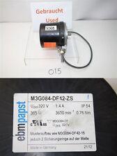 ebm papst M3G084-DF42-ZS lüftermotor für lüfter M3G084 M3G084-DF 42-ZS