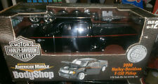 American Muscle Body Shop 2000 Harley Davidson FORD  F-150 Pickup 1/18