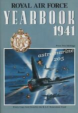 Royal Air Force BOMBER COMMAND Yearbook 1991 + incorporates RAF Yearbook 1941