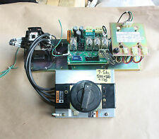 YASKAWA MOTOMAN ROBOT POWER SUPPLY JZNC-MTU02-2 RP1336-761-6-9 MRC SK45 Robot