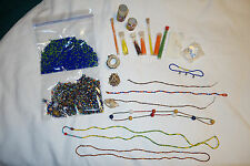 Vintage SEED BEAD Assortment from Estate Sale