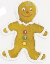 Sizzix/ Gingerbread Man #2 (Sizzlit die). NEW not used