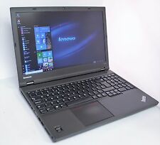 "Laptop Lenovo ThinkPad t540p: CORE i7-4800mq, 15.6"" Full-HD, 16gb di RAM, GARANZIA"