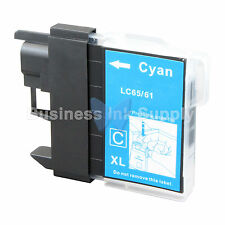 1 CYAN LC61 Ink for Brother MFC-J630W MFC-J615W MFC-J415W MFC-J410W MFC-J270W