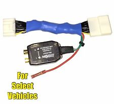 Add An Amp Amplifier Adapter for some Nissan Juke Maxima Murano Sentra Versa