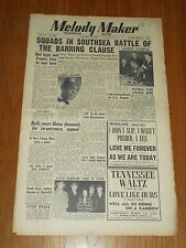 MELODY MAKER 1951 #906 JAN 27 JAZZ SWING ROSE MURPHY HARRY LEADER WINNICK ARNOLD