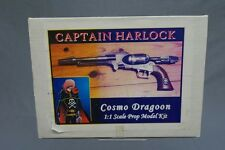 Captain Harlock cosmo dragoon 1/1 scale prop assembling and finishing resin