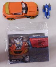 Transformers Botcon 2015 Cybertron's Most Wanted AUTOBOT STEPPER WITH FILE CARD