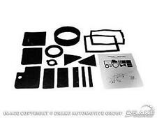 1967-1968 Ford MUSTANG - Heater Seal Kit With A/C