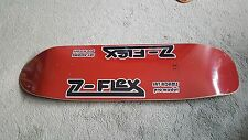 "Z-Flex Jay Adams RED POOL Dogtown old school deck 9 X 33 "" Skateboard longboard"