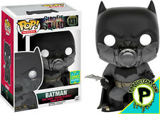 "POP! VINYL - Suicide Squad: Batman 3.75"" Vinyl Figure 2016 Exclusive Figure #NEW"