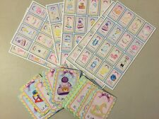 Traditional Loteria Bingo Game Deck of Cards Baby Shower