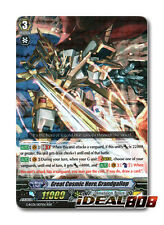 Cardfight Vanguard  x 1 Great Cosmic Hero, Grandgallop - G-RC01/007EN - RRR Mint