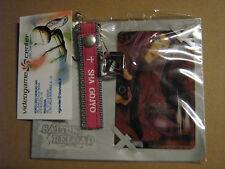 SAIYUKI Reload Phone Strap + Trading Clear Card - Sha Gojyo - RARE