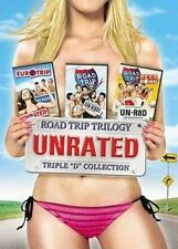 Road Trip Unrated Trilogy (2017, DVD New)