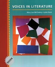 NEW - Voices in Literature Silver-Text: A Standards-Based ESL Program
