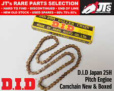 DID 25H x 98 CAMCHAIN CAM CHAIN CAM TIMING SUZUKI CS 125 Roadie 83-87