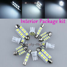 Premium Xenon White Lights SMD Interior LED Package Kit for Subaru BRZ 2013-2015