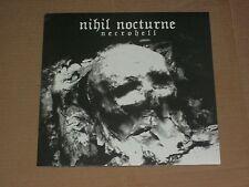 NIHIL NOCTURNE necrohell LP NEW necros christos deathspell omega watain ondskapt
