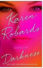Used Darkness by Karen Robards (2016, Hardcover)