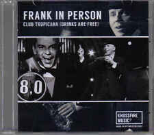 Frank In Person-Club Tropicana Promo cd maxi single
