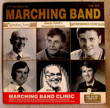 Hot New Music for Marching Band Clinic 1986 Music Co. of North America Sealed LP