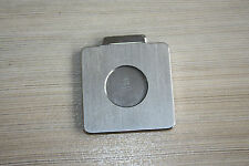 Genuine ELOI PERNET Cigar Cutter Brushed Stainless Steel