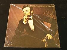The Fugs - No More Slavery - 1985 LP - SEALED!