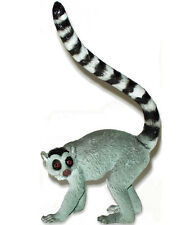 AAA 55028 Ring-tailed Lemur Wild Animal Toy Model Figurine Replica - NIP