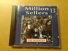 CD / MILLION SELLERS 13: THE SEVENTIES