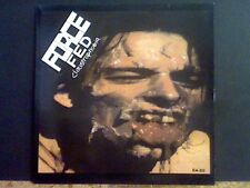 FORCE FED  Claustrophobia  LP  Hardcore Punk     NEAR-MINT !!